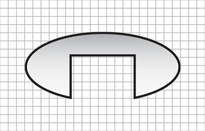Main Courante Aluminium